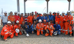 Balongan Pipeline – Main Oil Line Pipeline Project, Indramayu Indonesia